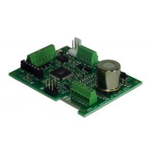 用于氮气发生器或空气分离设备的微量氧监控的离子流氧气传感器