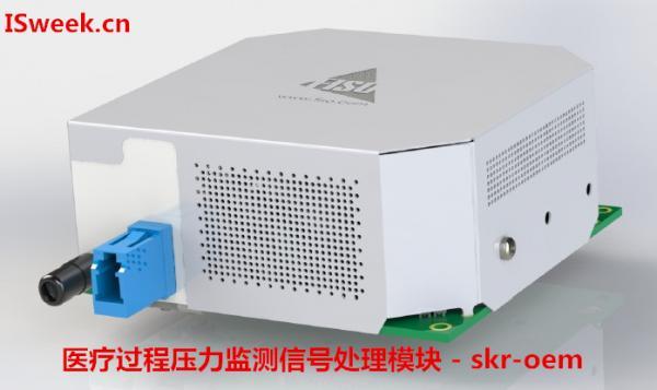 微型光纤压力传感器在医疗领域的优点