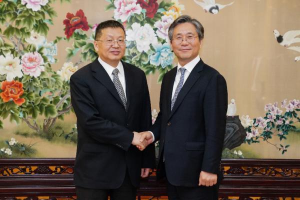 国家能源局就与韩方开展氢能等领域合作交换意见