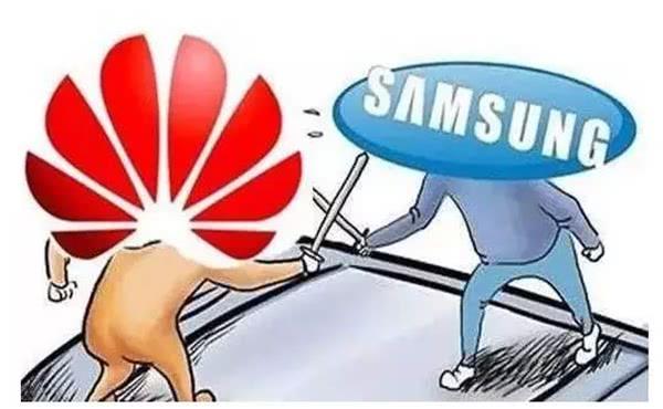 华为当心,三星可望在通信设备市场成为其有力挑战者