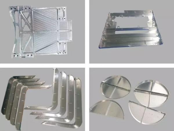 无磁性材料的真空装夹