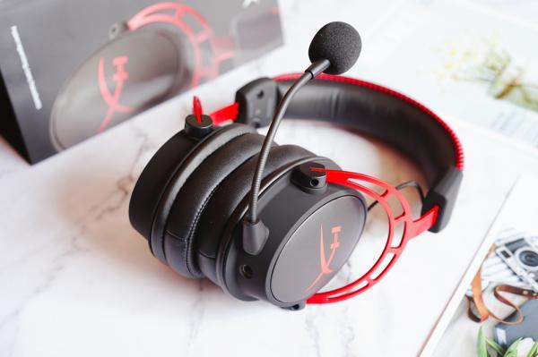 """突破性""""双音腔技术""""! HyperX 阿尔法电竞耳机评测"""