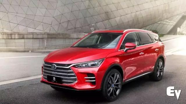 """吉利新品牌""""几何"""",与长城欧拉、比亚迪共捍卫中国新能源车尊严"""