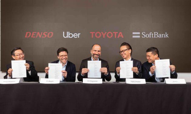 IPO之前 优步宣布向其自动驾驶汽车集团投资10亿美元