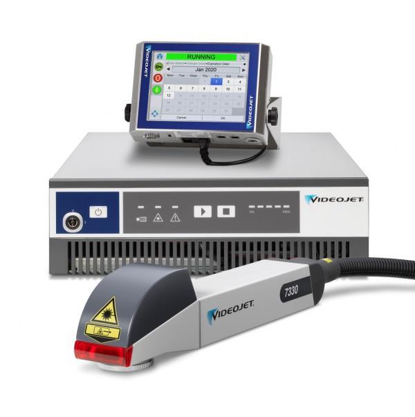 伟迪捷使用新型 Videojet 7230 和 7330 光纤激光打码系统升级光纤 激光打码机系列