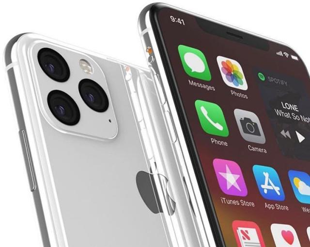 多重曝光下,iPhone 11外观恐怕就是这样了!