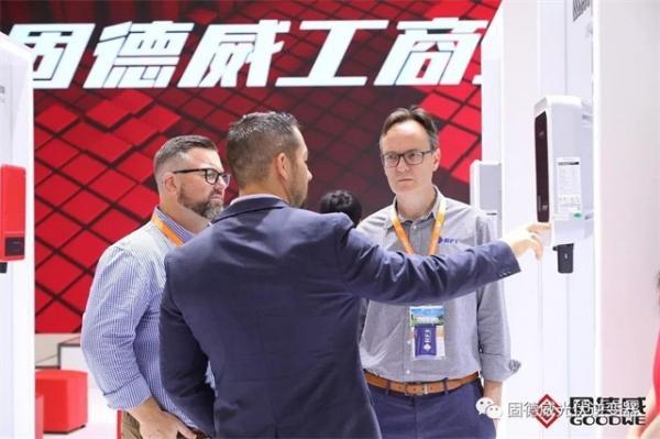 从持续深耕到全面突破!固德威上海SNEC展厚积薄发、实力大秀肌肉