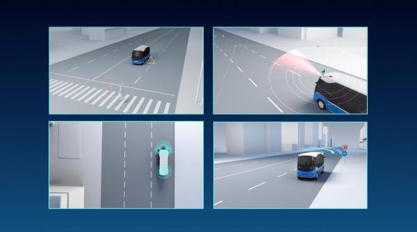 金旅客車對自動駕駛的思與行
