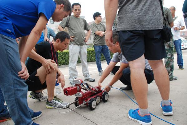 管道机器人改变了城市管道检测的方式