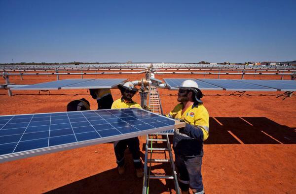 1350万美元的资金将支持可再生能源为金矿供电