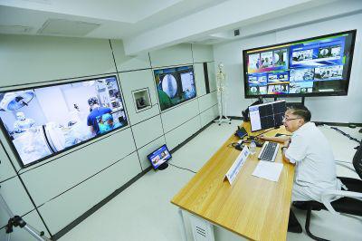 全球首例骨科手术机器人多中心5G远程手术完成