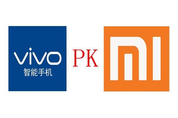 同一天发布新款手机,vivo与小米继续鏖战性价比手机市场