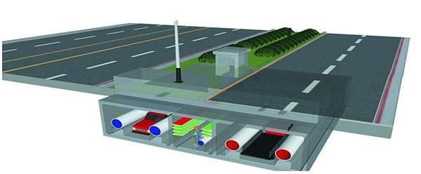 未来雄安新区:传感器在地下综合管廊中的应用