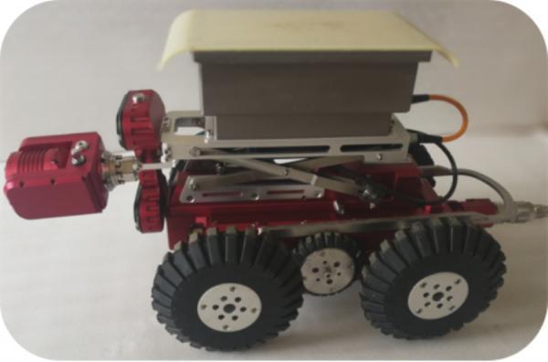 中仪携新特种管道机器人亮相期城市道路综合检测技术培训班