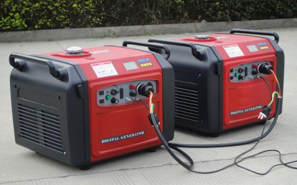 CO传感器用在小型发电机上CO检测报警