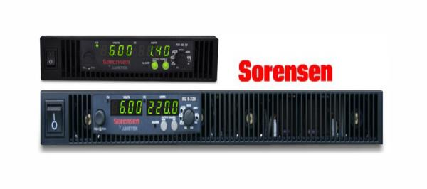 AMETEK Sorensen 直流电源的折返功能 (Foldback功能)