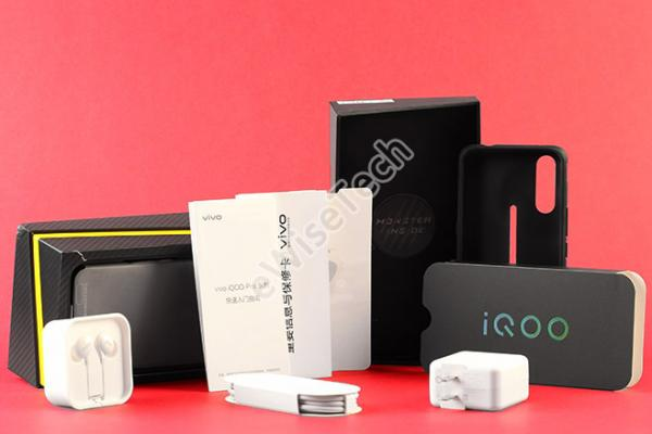 E开箱:iQOO的5G时代也来临了