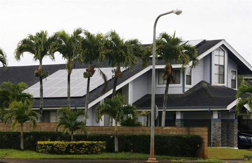 瓦胡岛的住宅将被部署1000个太阳能+储能系统