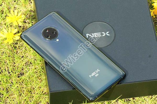 E开箱: vivo NEX 3 5G来袭,瀑布屏是怎么样的?