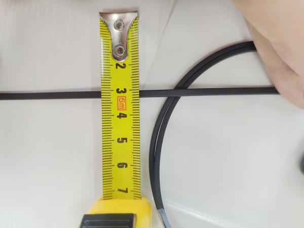 长距离传输影音信号应选可分体易穿管开博尔纯光HDMI线缆