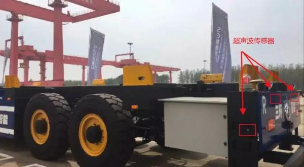 激光雷达技术助力智能港口转运车实现高精度定位