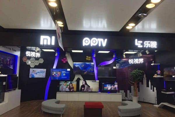 電視行業價格戰導致整體市場電視均價下跌,但難阻新玩家加入