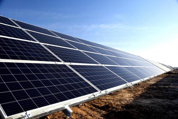 晋能科技高效多晶组件助力250MW光伏竞价项目成功并网