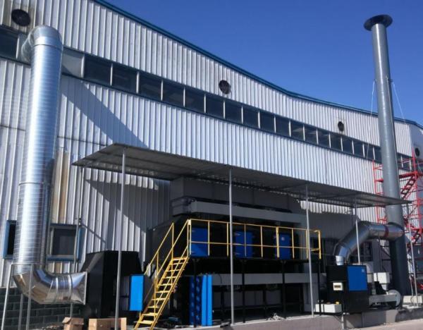 催化燃烧废气处理设备从安装到运行有哪几个阶段?