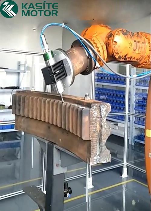 机器人切削加工主轴选型方案——德国制造Kasite