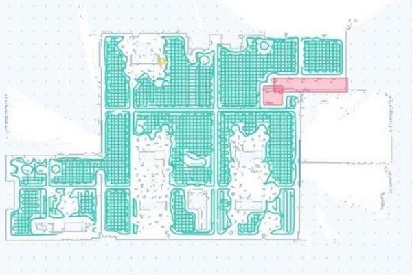 扫地机器人路径规划算法解读