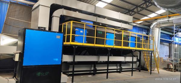 鋼鐵廠使用的廢氣處理設備有哪些優勢?