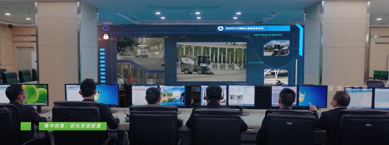 北控X深兰科技:打造5G时代新环卫