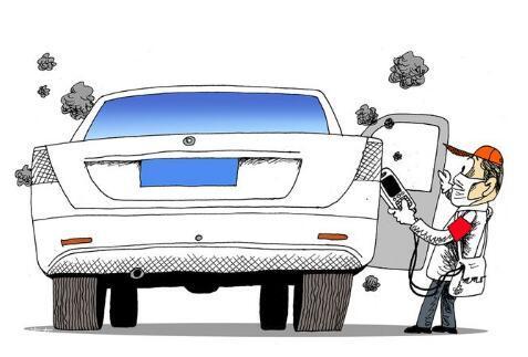 CO传感器用于车辆安全:有毒气体CO检测