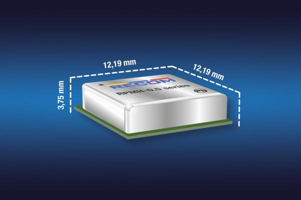 儒卓力提供Recom首创的非隔离式DC/DC稳压器