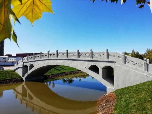 3D打印作品世界之最 3D打印赵州桥获吉尼斯记录