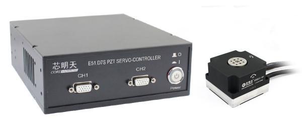 适于光纤对接调整的六自由度压电纳米定位台