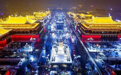 城市夜景照明的原则