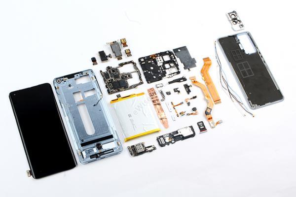 [E拆解] 揭秘vivo X50 Pro手机微云台如何实现