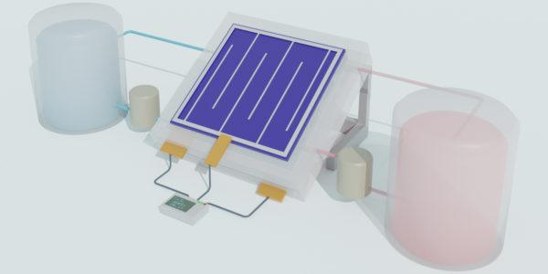 印度开发新型钒氧化还原流电池    可更高效存储风能和太阳能