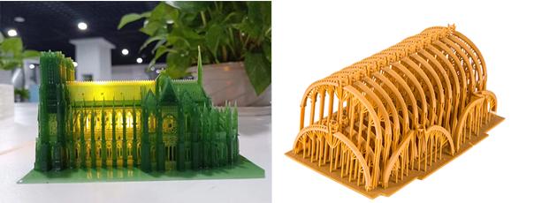 LD-006光固化3D打印机的应用领域有哪些