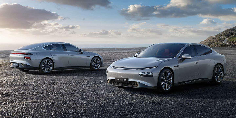 小鵬P7十月上險2093臺,智能化成豪華轎車新選擇