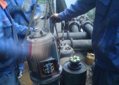 水泵液位监测解决方案