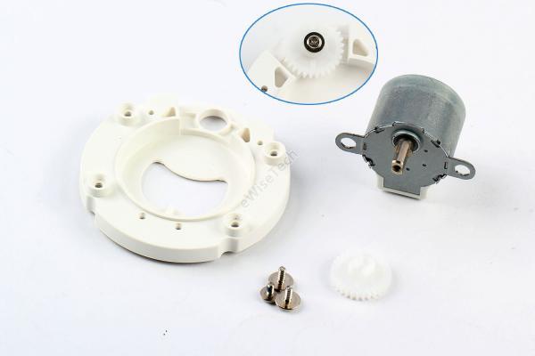 小米智能摄像头拆解:小小摄像头,拆解不简单,组件还不少
