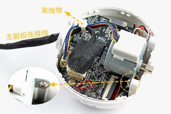 E拆解:你想知道你家的智能摄像头里面是什么样的嘛?
