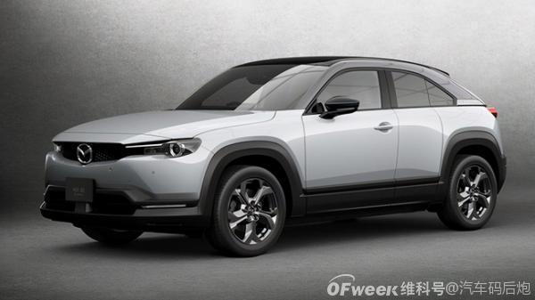 长安马自达首款纯电SUV 推出晚且续航短