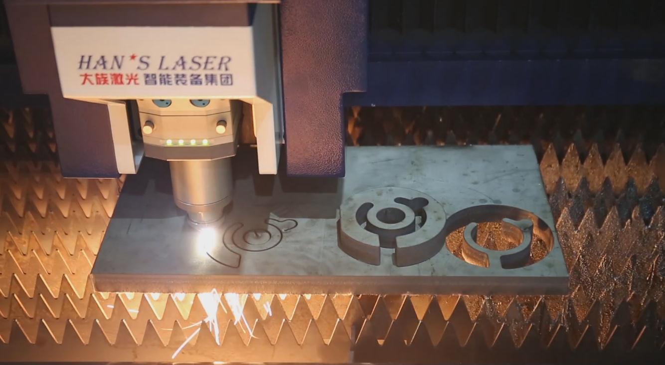 光纤激光切割机开关机顺序注意事项