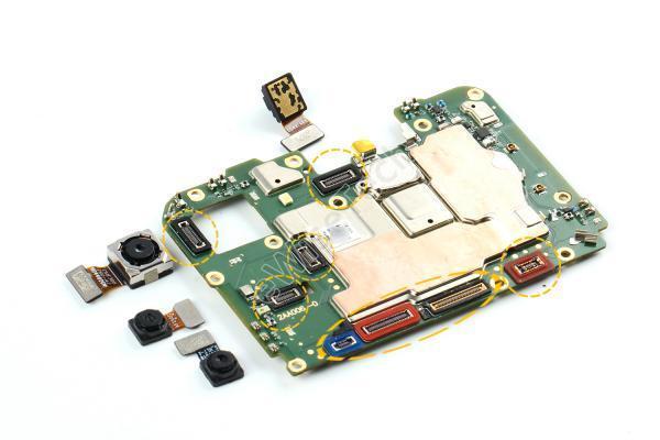 国产音频芯片,现身千元入门级5G手机,今日来看OPPO A55拆解