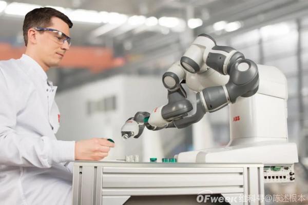 陈根:工业之魂机器人,制造业的今日明珠