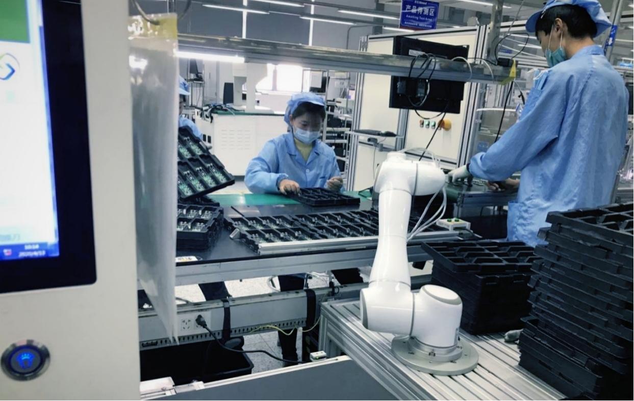 专访艾利特任怡:艾利特大器晚成,深度布局协作机器人市场