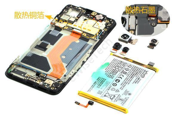 E拆解:双前摄还如此轻薄,Vivo S9怎能不拆开看看?